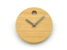 Bamboo Clock  - Natural